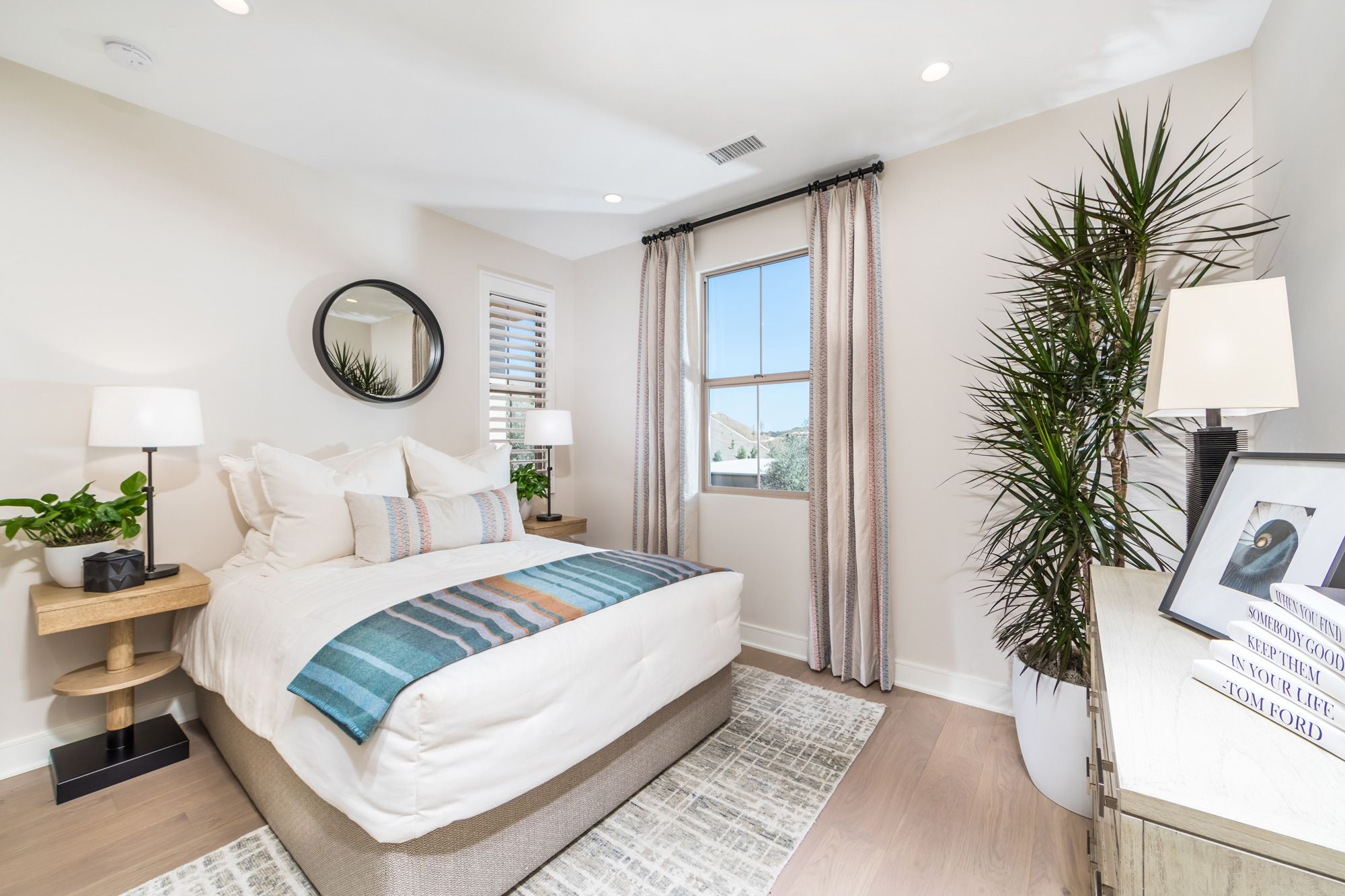Bedroom featured in the Residence 1 By Irvine Pacific in Orange County, CA