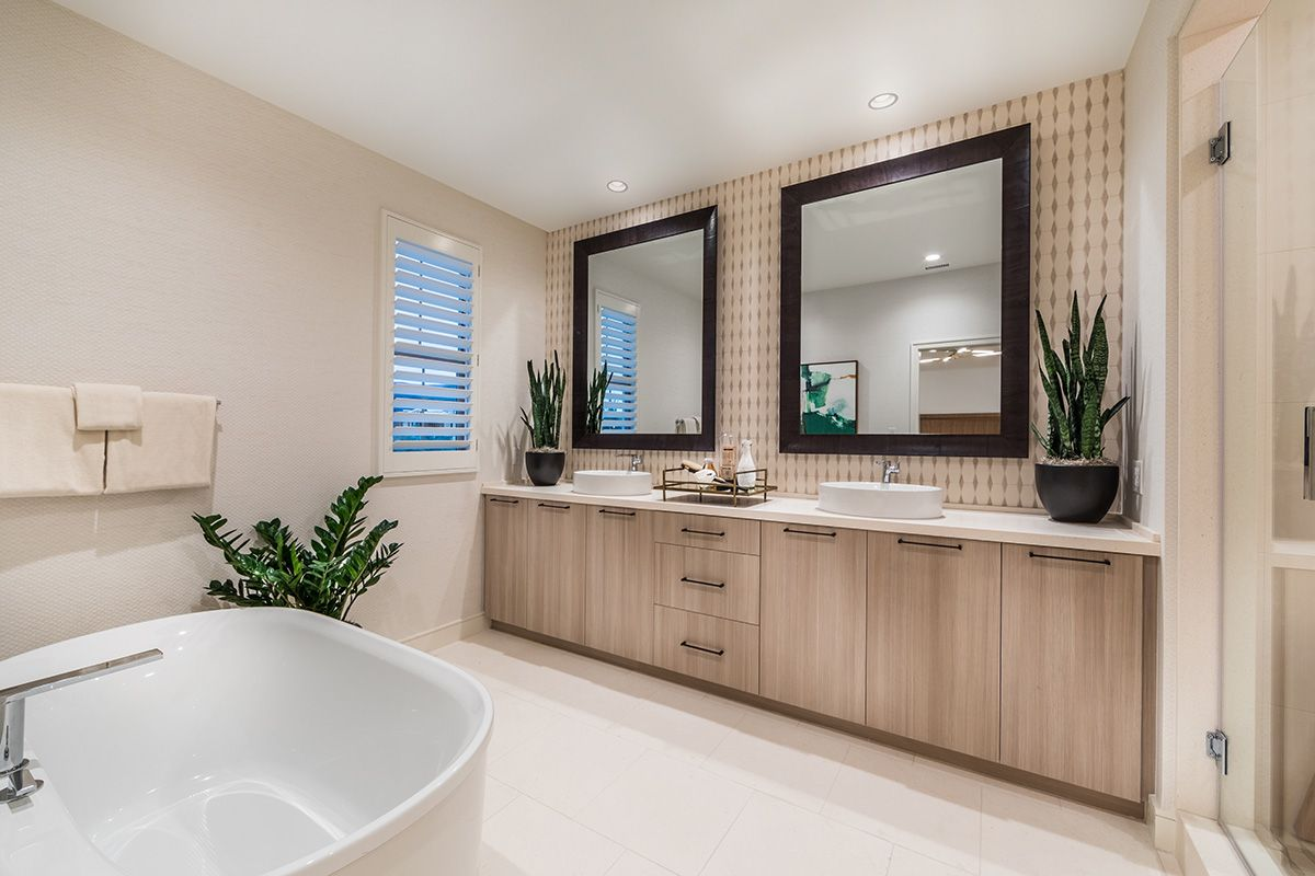 Bathroom featured in the Residence 2 By Irvine Pacific in Orange County, CA