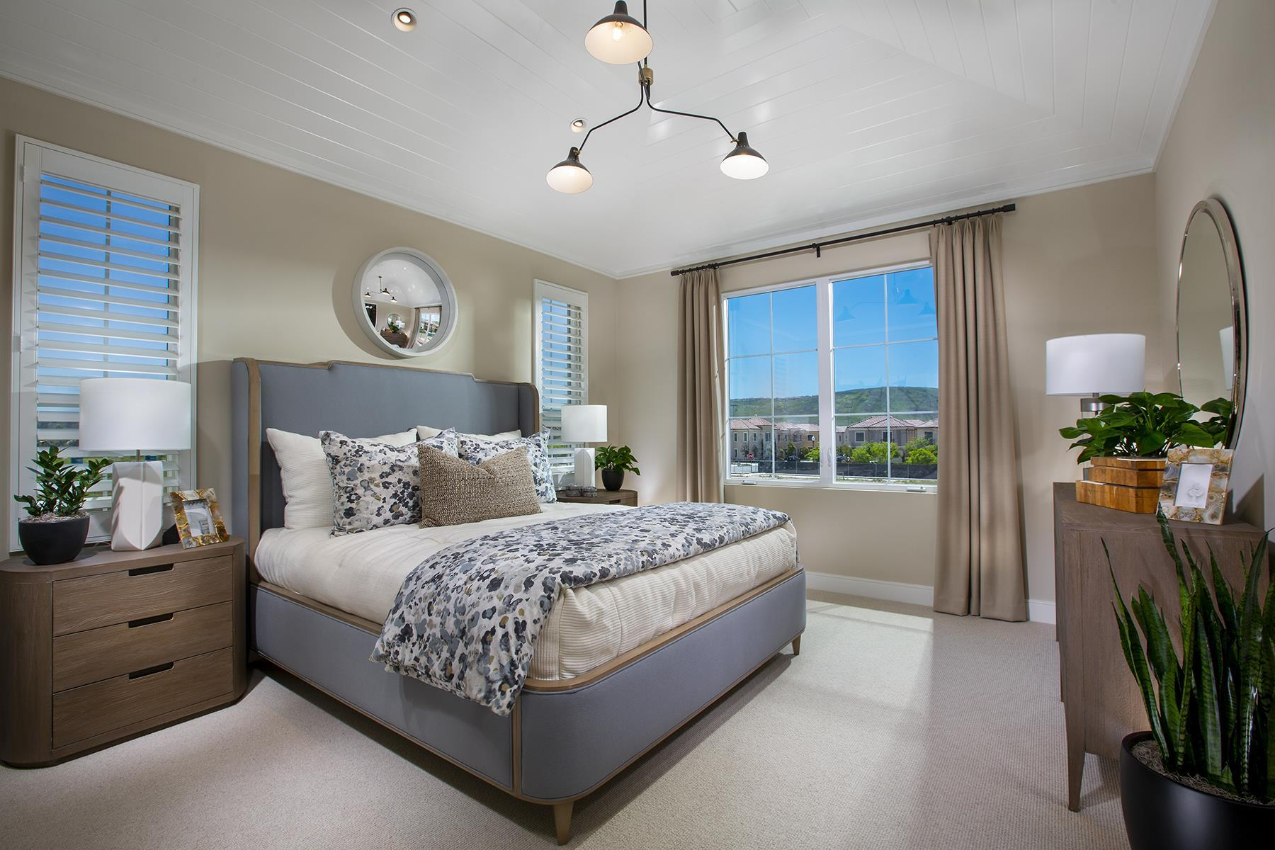 Bedroom featured in the Residence 4 By Irvine Pacific in Orange County, CA