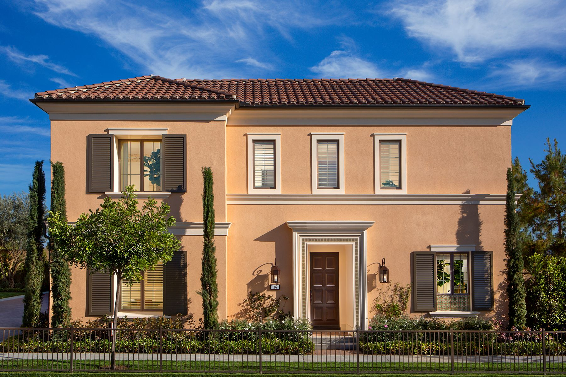 Exterior featured in the Residence 5 By Irvine Pacific in Orange County, CA