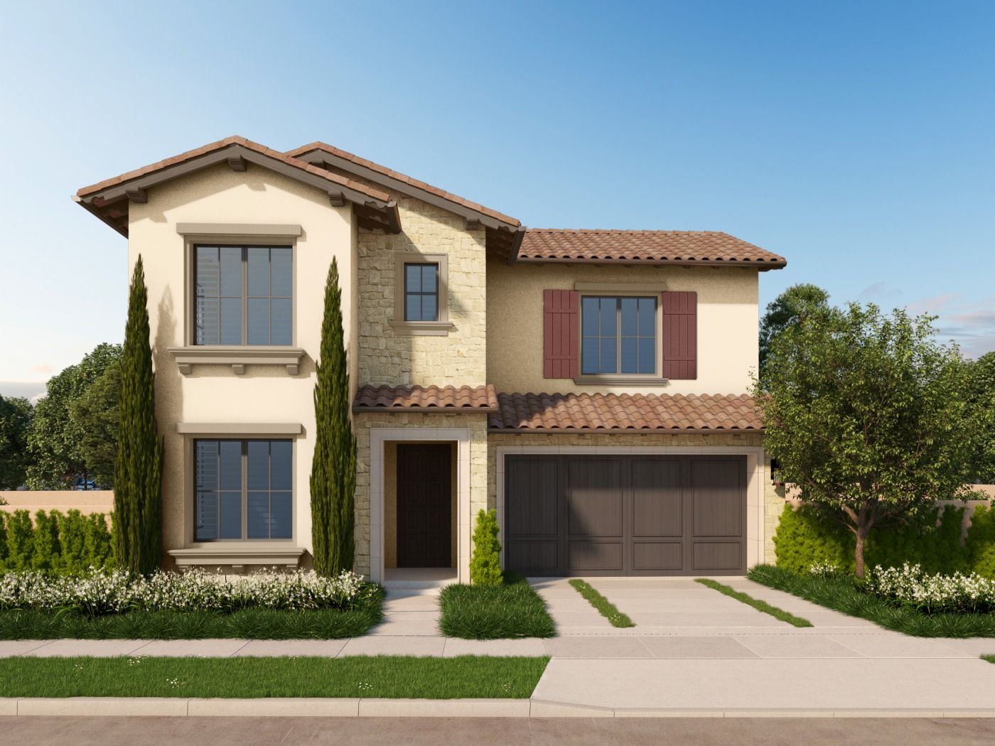 Exterior featured in the Residence 2+ By Irvine Pacific in Orange County, CA