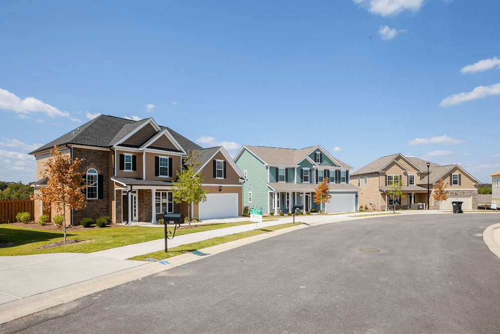 'Crawford Creek' by Ivey Residential in Augusta
