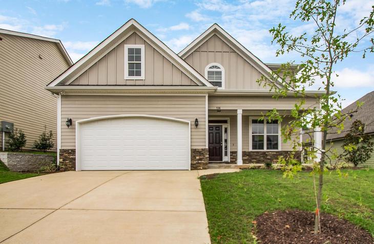 Exterior:538 Bunchgrass Street Evans GA-large-004-37-Front View-1500x980-72dpi