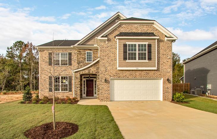 Exterior:1721 Davenport Drive Evans GA-large-003-1-Front Of Home-1500x961-72dpi