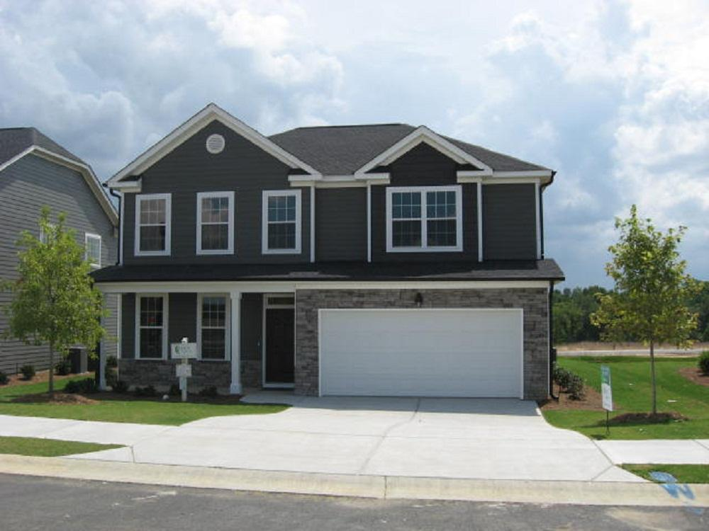 Exterior featured in the Bradford By Ivey Residential in Augusta, GA