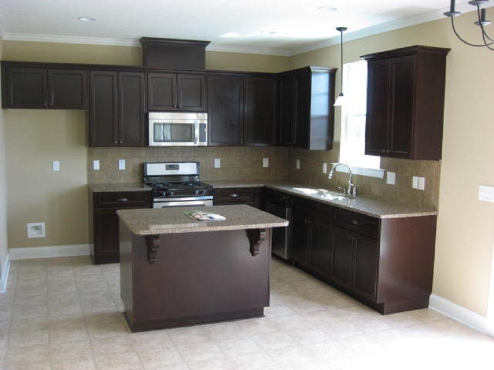 Kitchen featured in the Bradford By Ivey Residential in Augusta, GA