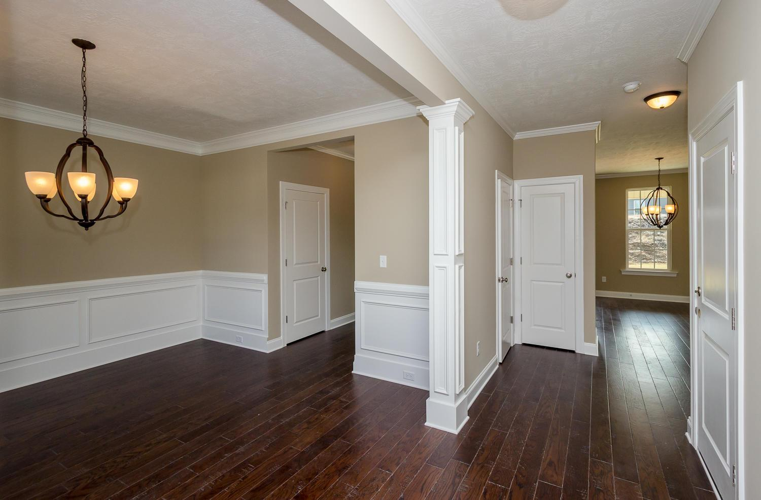Living Area featured in the Bradford II By Ivey Residential in Augusta, GA