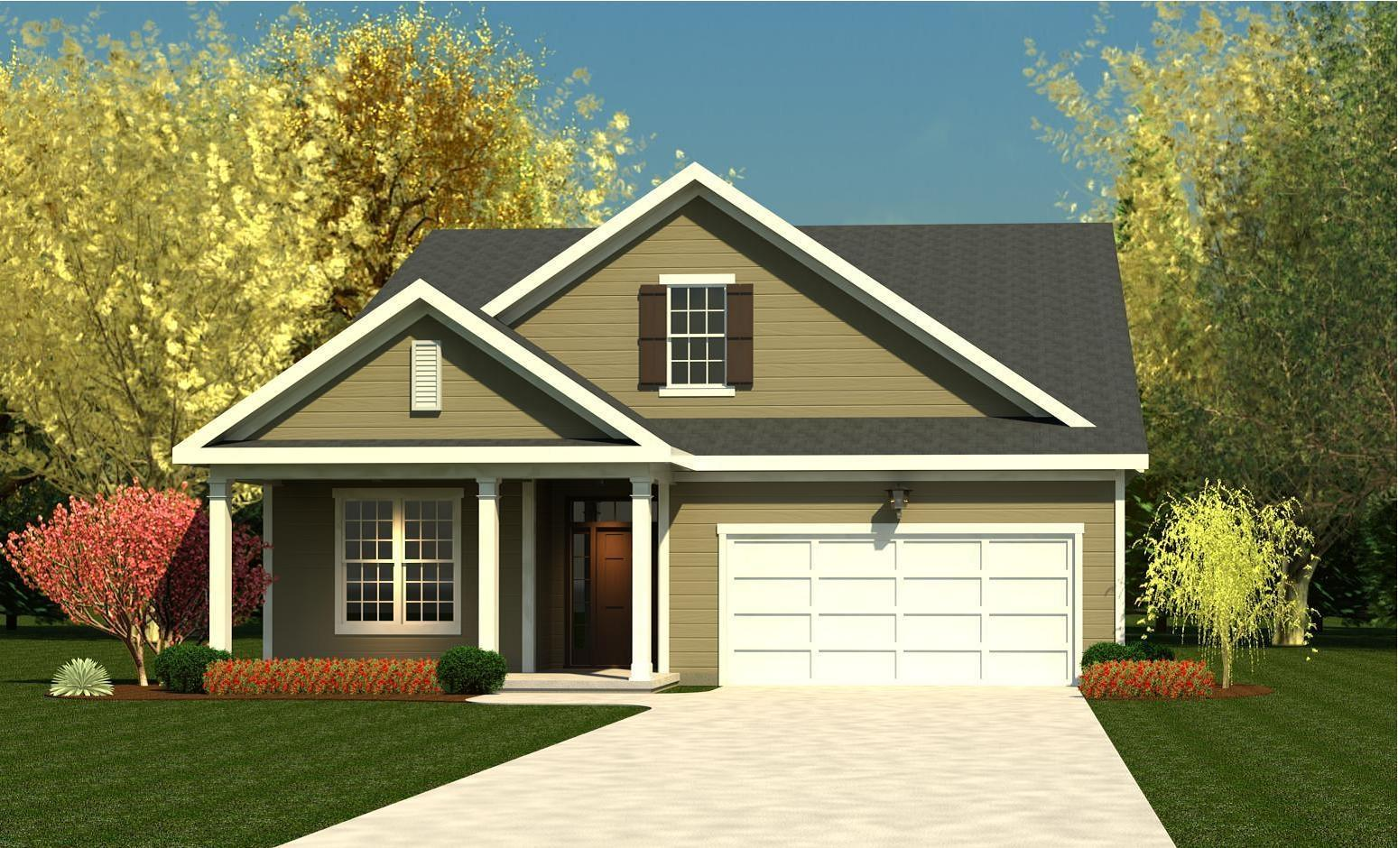 Exterior featured in the Glendale By Ivey Residential in Augusta, GA