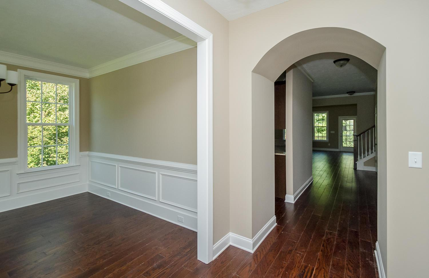 Living Area featured in the Glendale By Ivey Residential in Augusta, GA