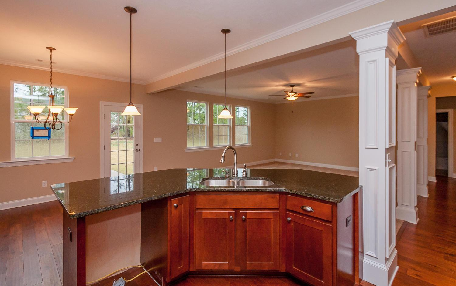 Kitchen featured in the Hemingway By Ivey Residential in Augusta, GA