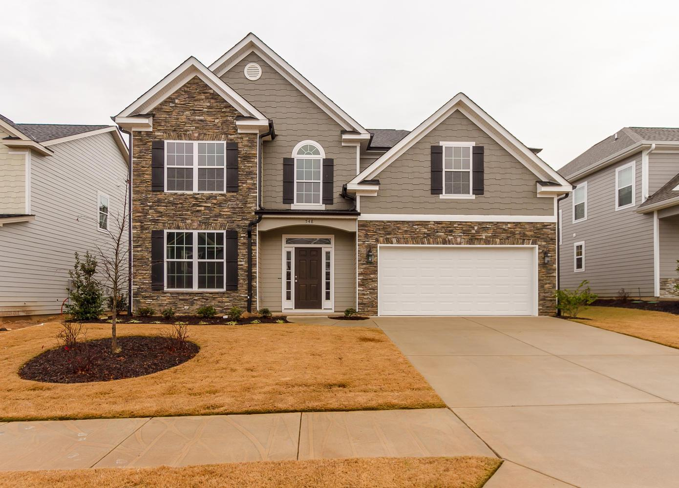 Exterior featured in the Kingsland II By Ivey Residential in Augusta, GA