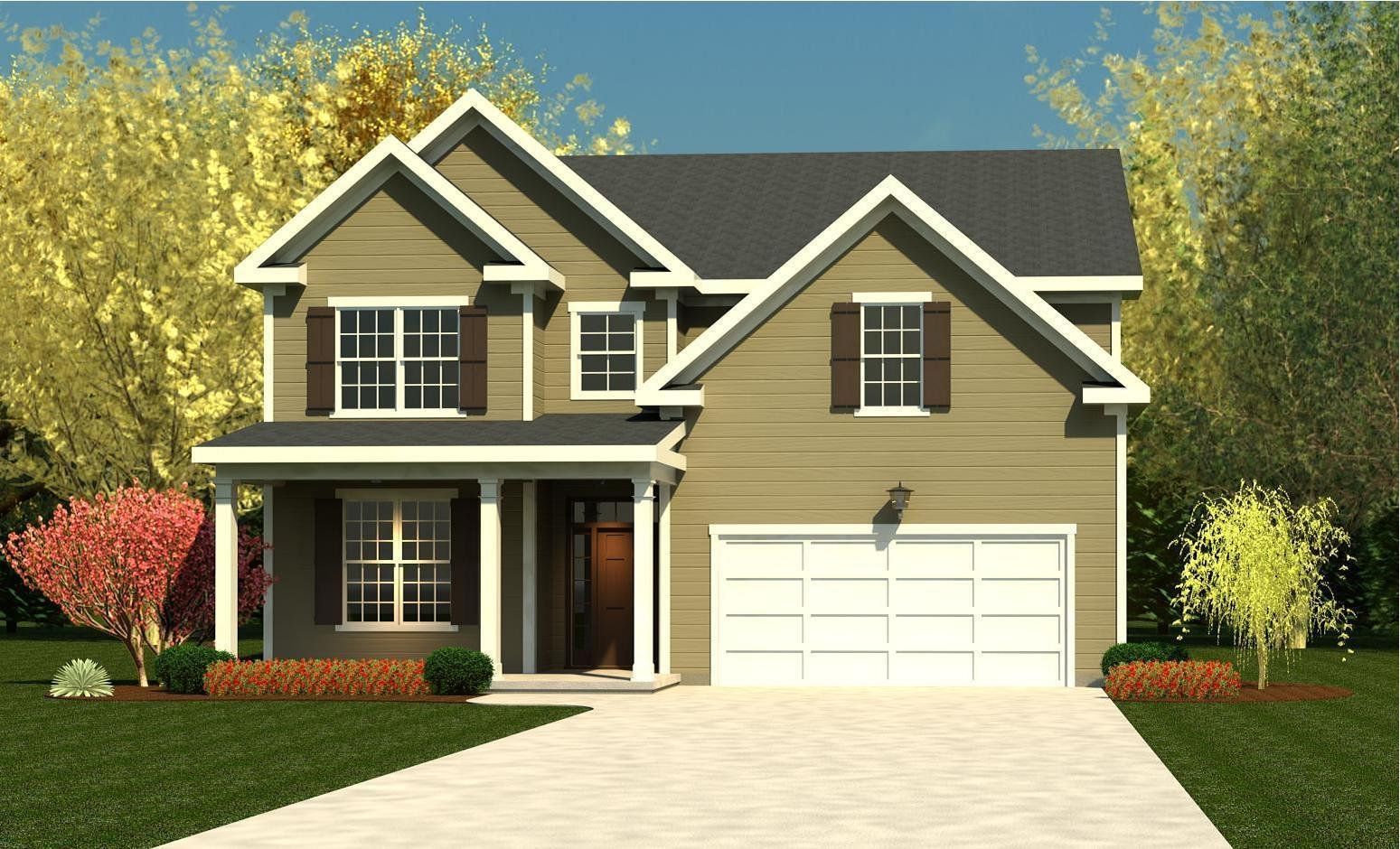 Exterior featured in the Maplewood By Ivey Residential in Augusta, GA