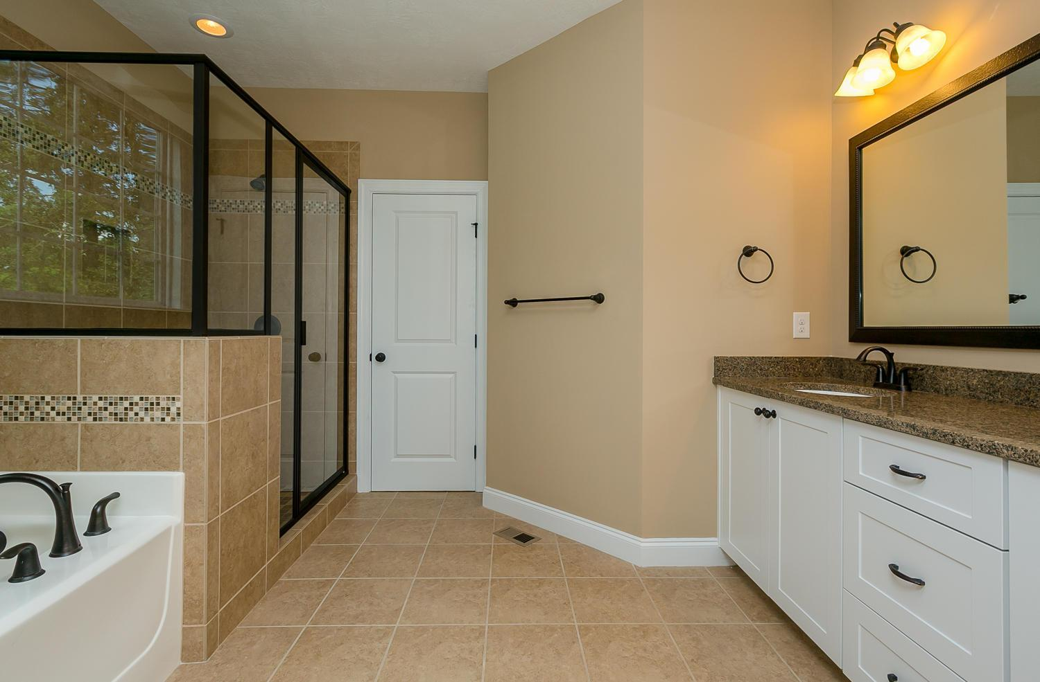 Bathroom featured in the Maplewood By Ivey Residential in Augusta, GA