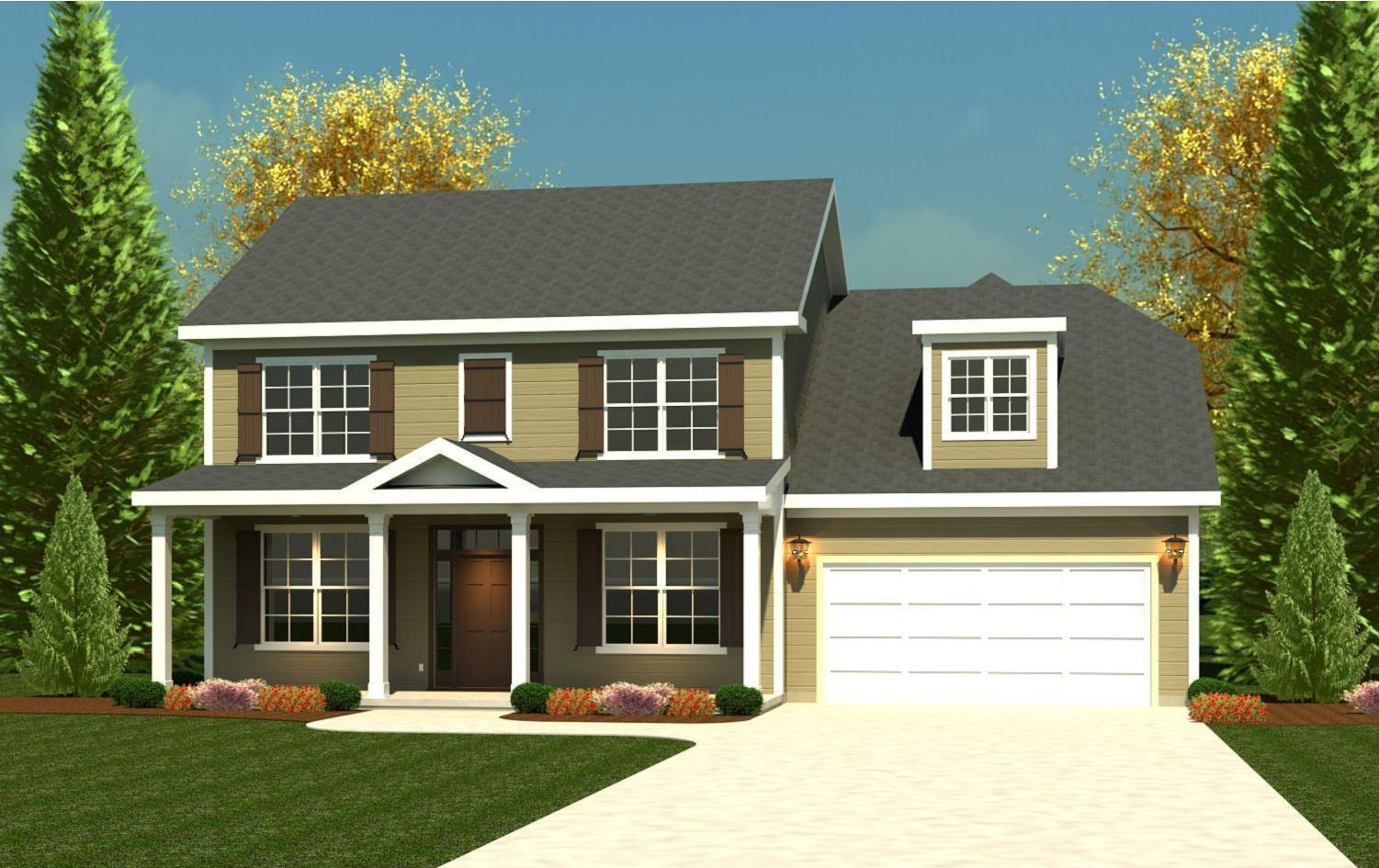 Exterior featured in the Stapleton By Ivey Residential in Augusta, GA