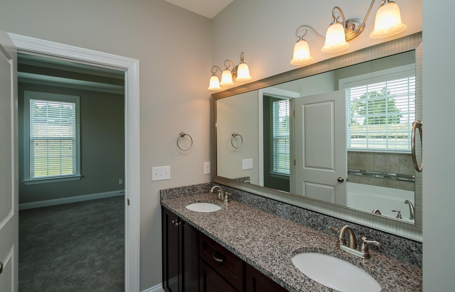 Bathroom featured in the Stapleton By Ivey Residential in Augusta, GA