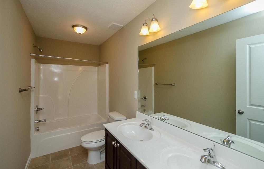 Bathroom featured in the Parkwood By Ivey Residential in Augusta, GA