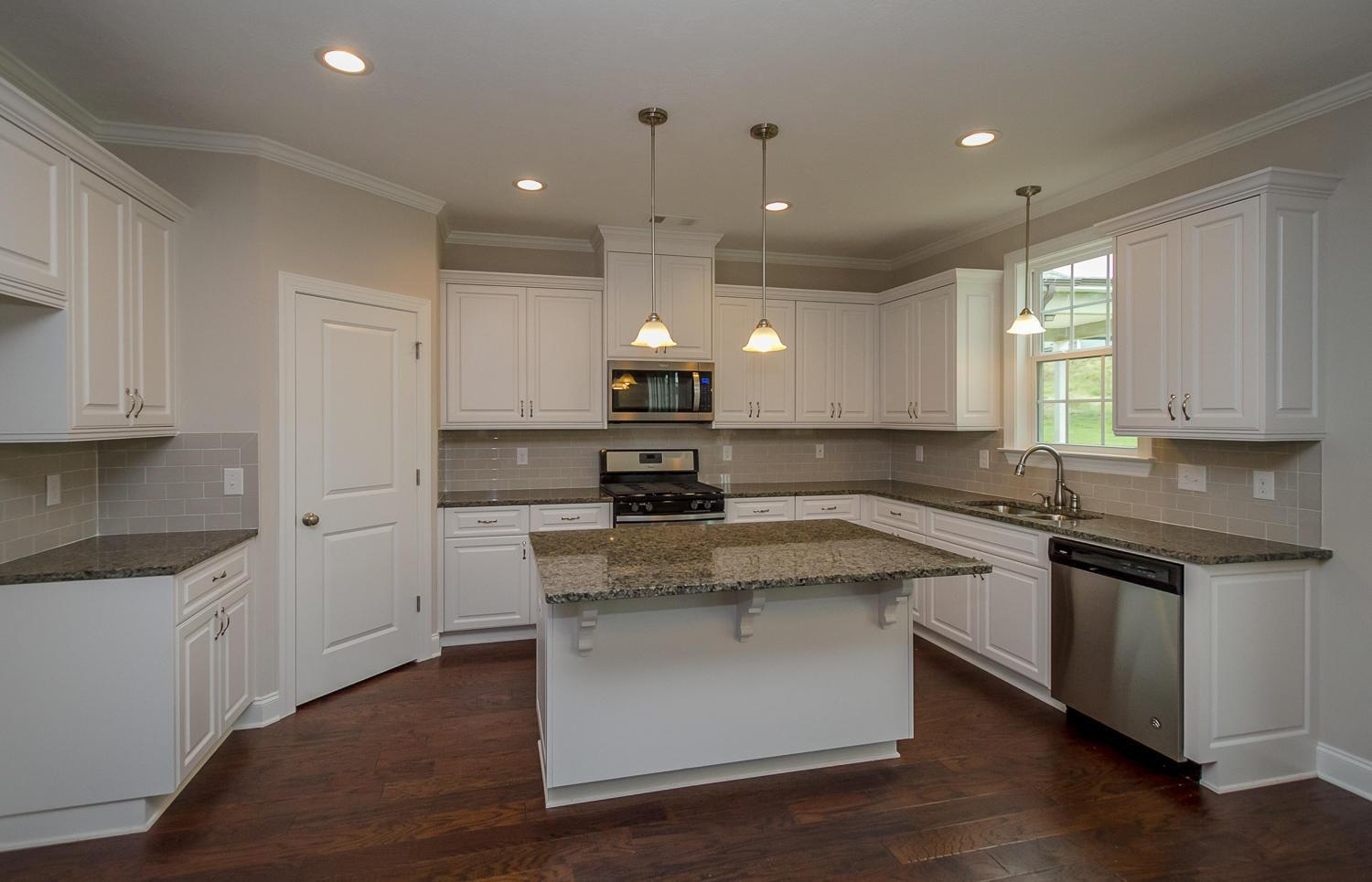 Kitchen featured in the Fairport II By Ivey Residential in Augusta, GA