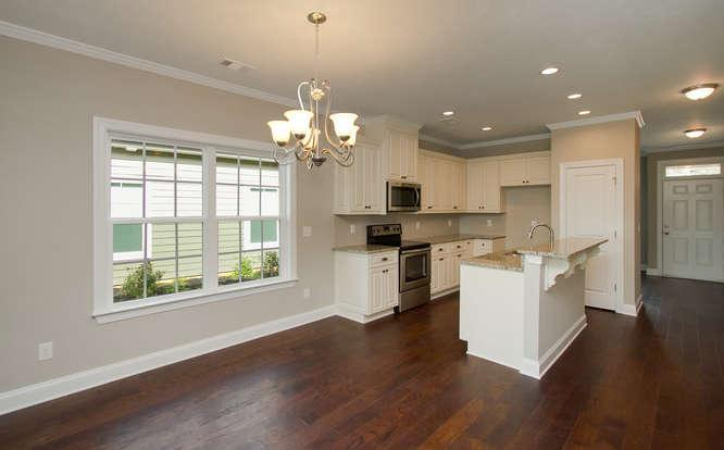 Kitchen featured in the 1575 Plan By Ivey Residential in Augusta, GA