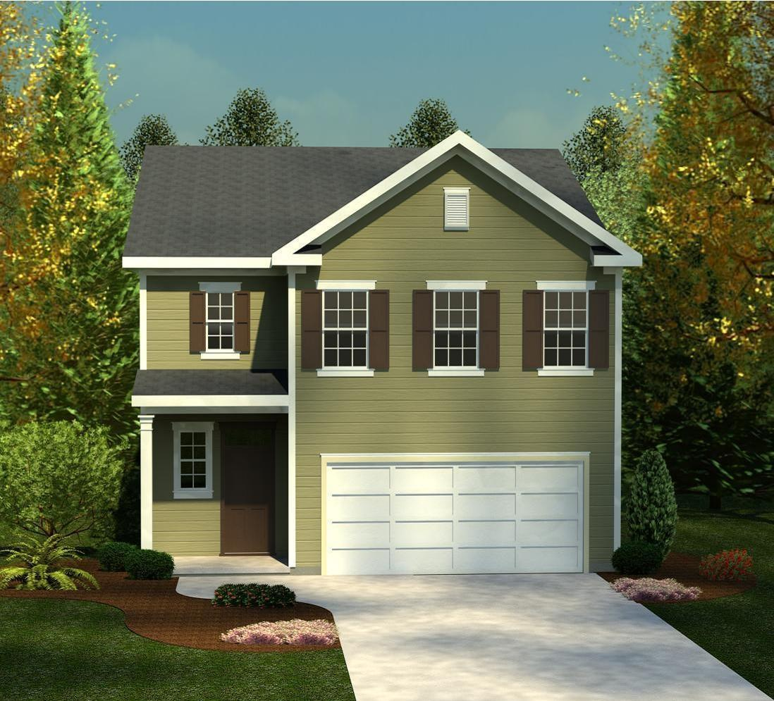 Exterior featured in the 1772 Plan By Ivey Residential in Augusta, GA