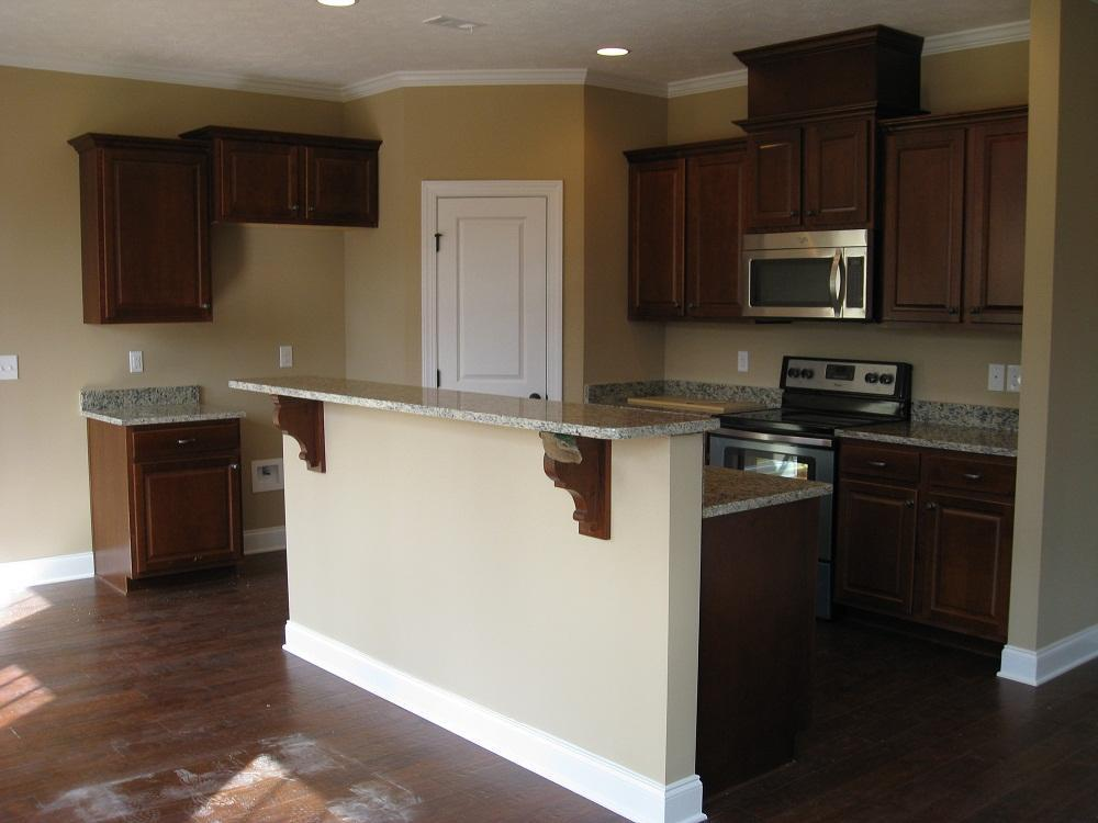 Kitchen featured in the 1772 Plan By Ivey Residential in Augusta, GA