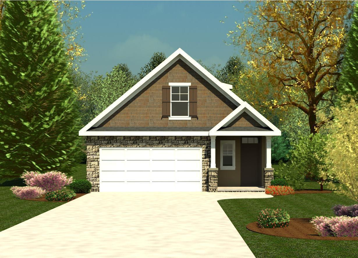 Exterior featured in the 1800 Plan By Ivey Residential in Augusta, GA