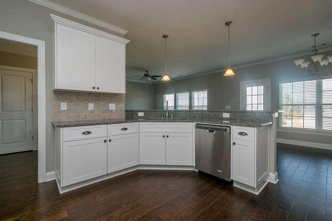 Kitchen featured in the 2095 Plan By Ivey Residential in Augusta, GA