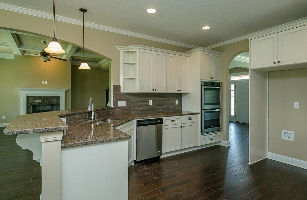 Kitchen featured in the Ashworth VI By Ivey Residential in Augusta, GA