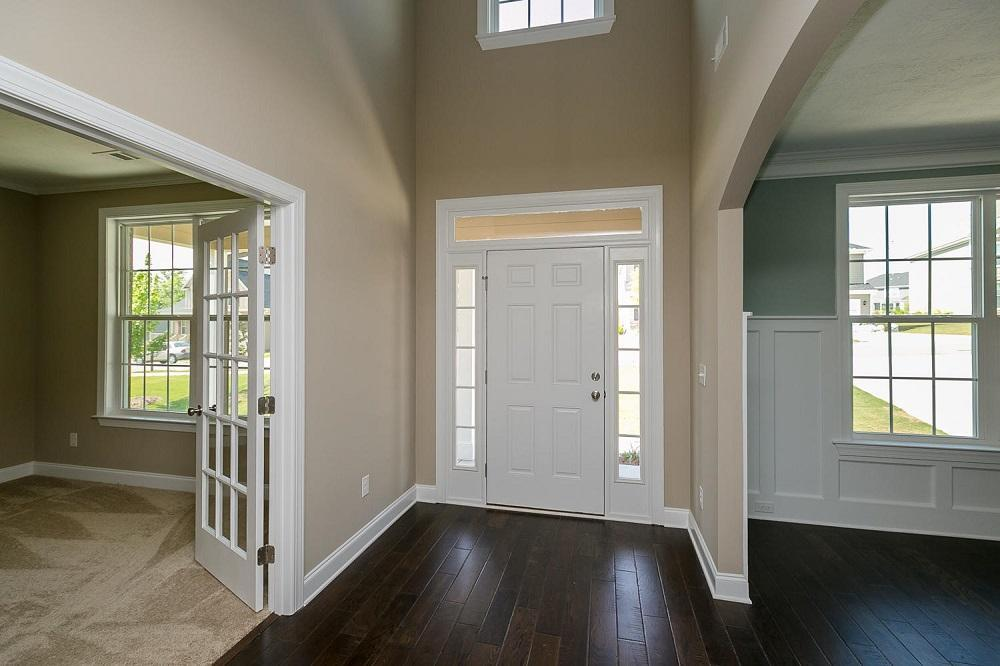 Living Area featured in the Ashworth VI By Ivey Residential in Augusta, GA