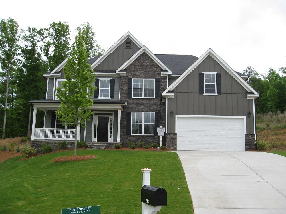 Exterior featured in the Durham Hill By Ivey Residential in Augusta, GA