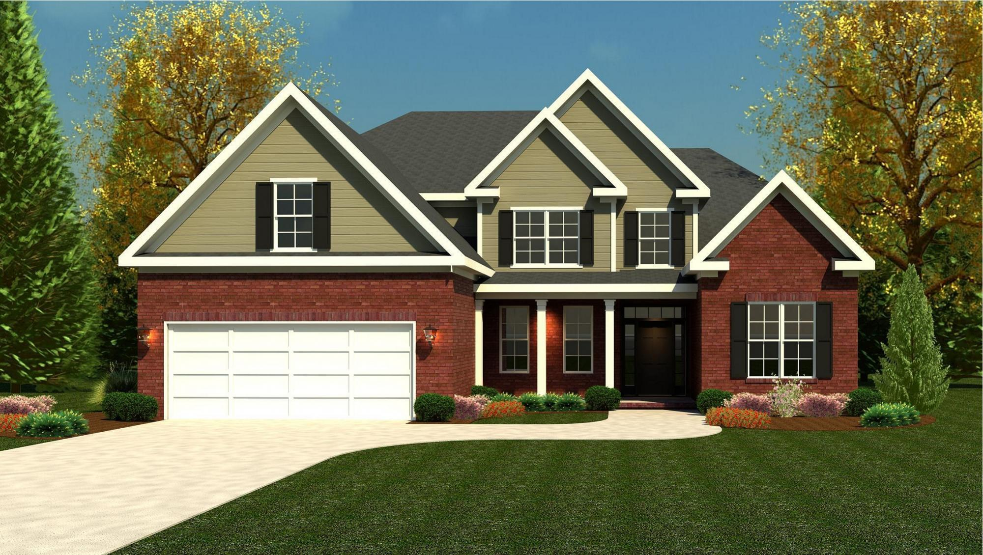 Exterior featured in the Johnson By Ivey Residential in Augusta, GA