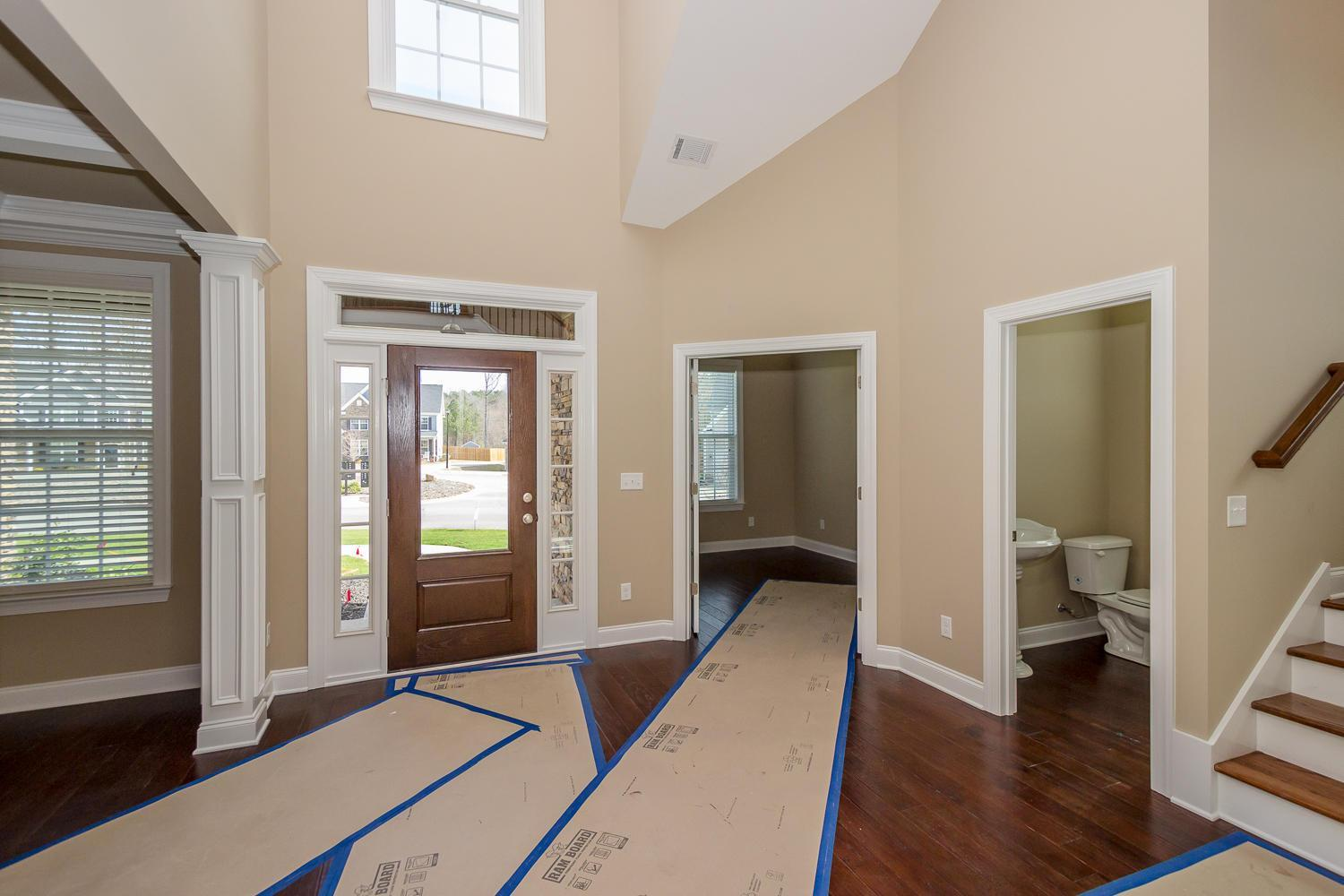 Living Area featured in the Johnson By Ivey Residential in Augusta, GA