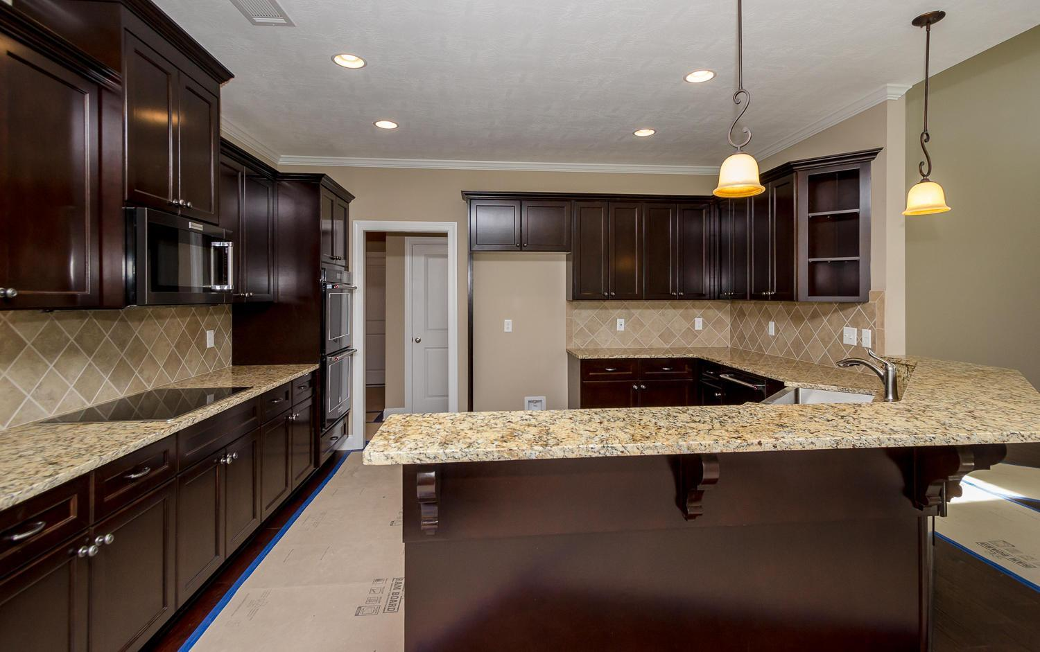 Kitchen featured in the Johnson By Ivey Residential in Augusta, GA