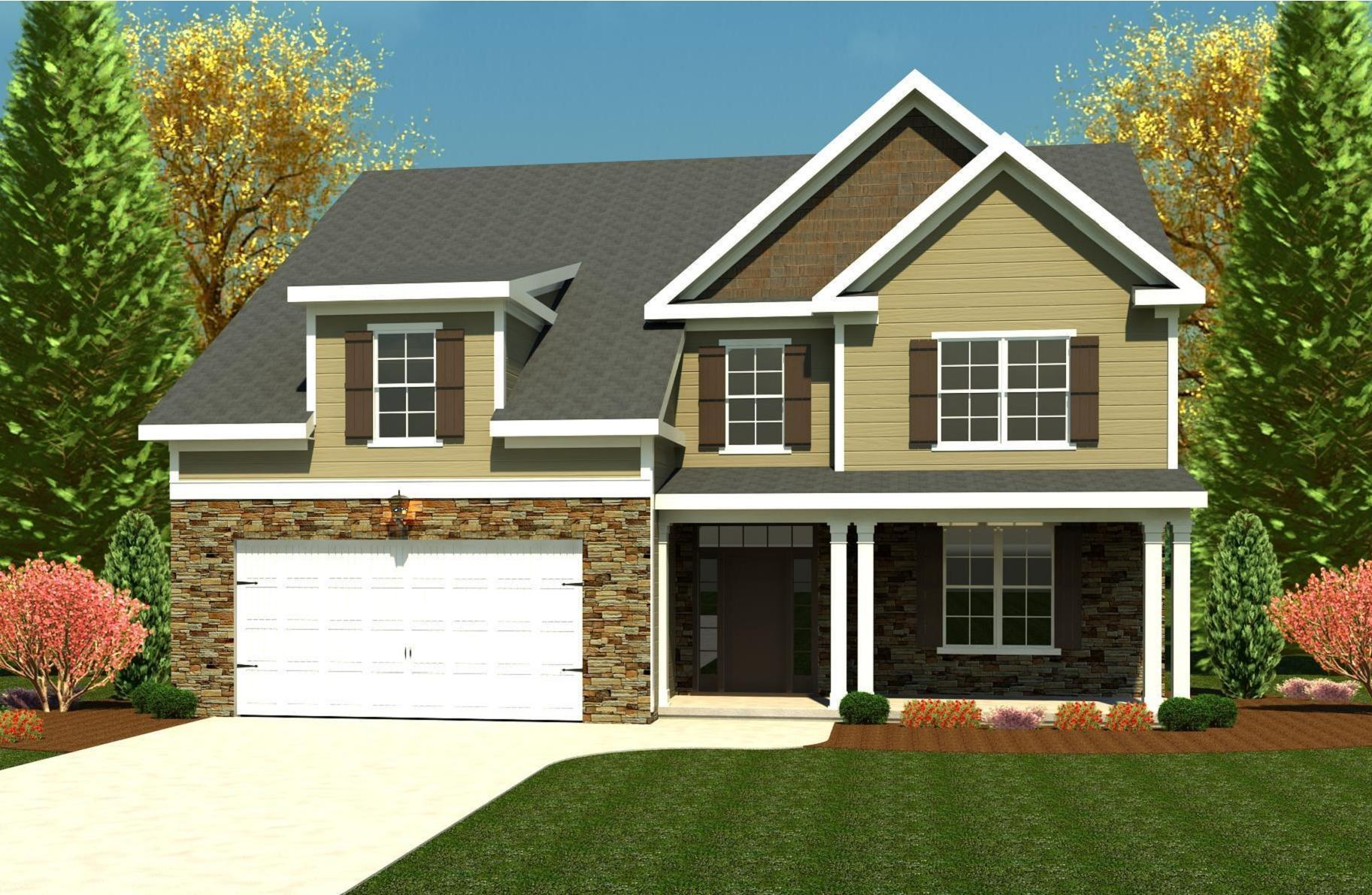 Exterior featured in the Nottaway By Ivey Residential in Augusta, GA