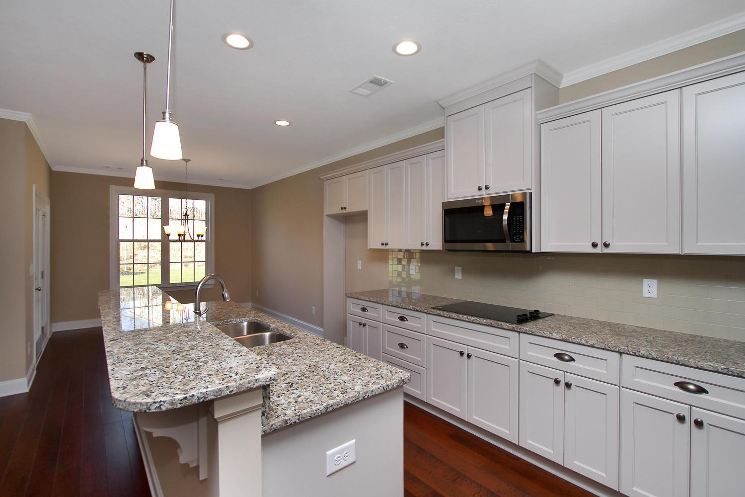 Kitchen featured in the Nottaway By Ivey Residential in Augusta, GA
