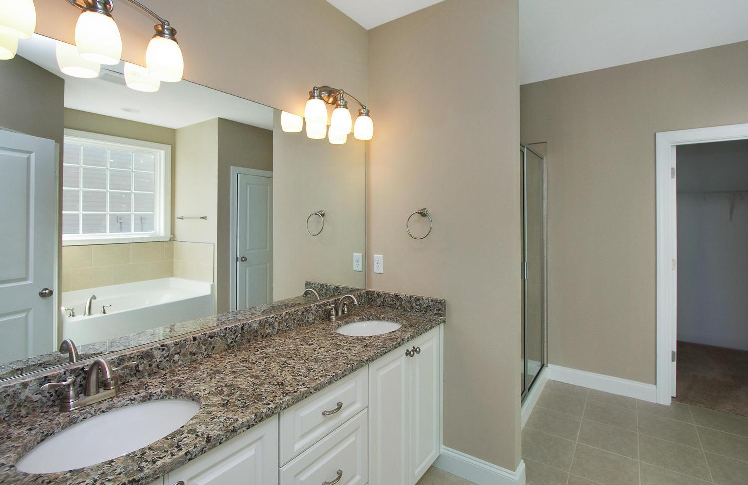 Bathroom featured in the Nottaway By Ivey Residential in Augusta, GA