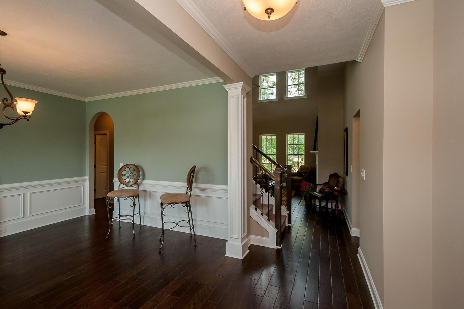 Living Area featured in the Springfield V By Ivey Residential in Augusta, GA