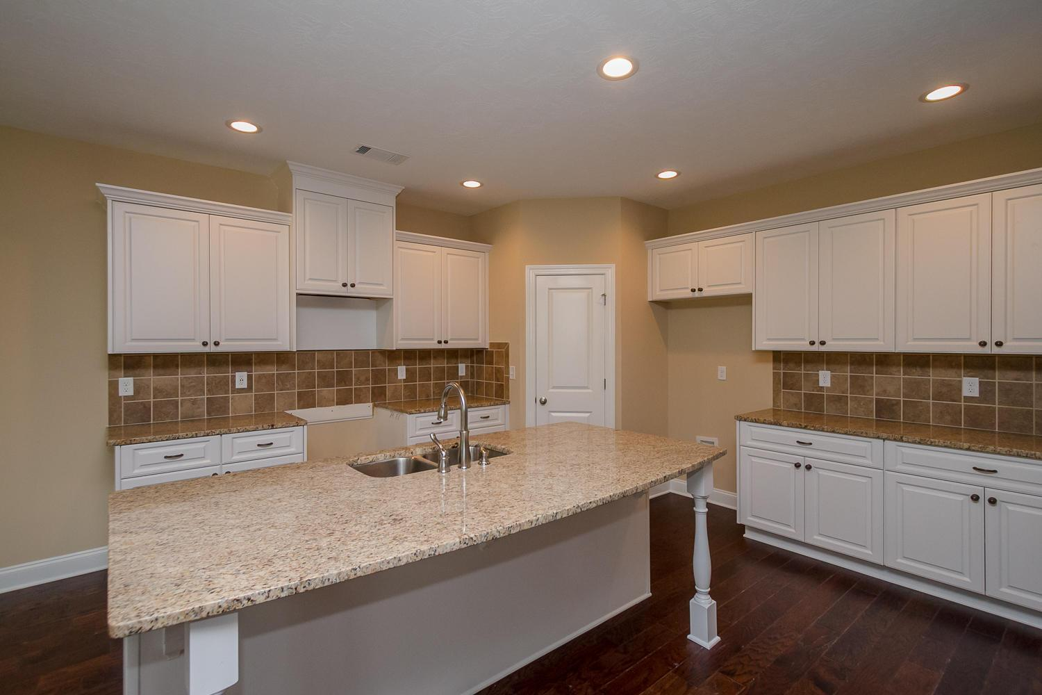 Kitchen featured in the Winter Park By Ivey Residential in Augusta, GA