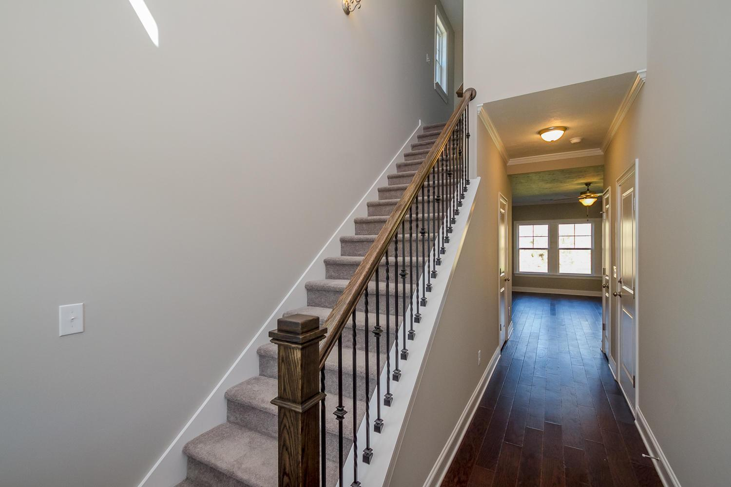Living Area featured in the 1807 Plan By Ivey Residential in Augusta, GA