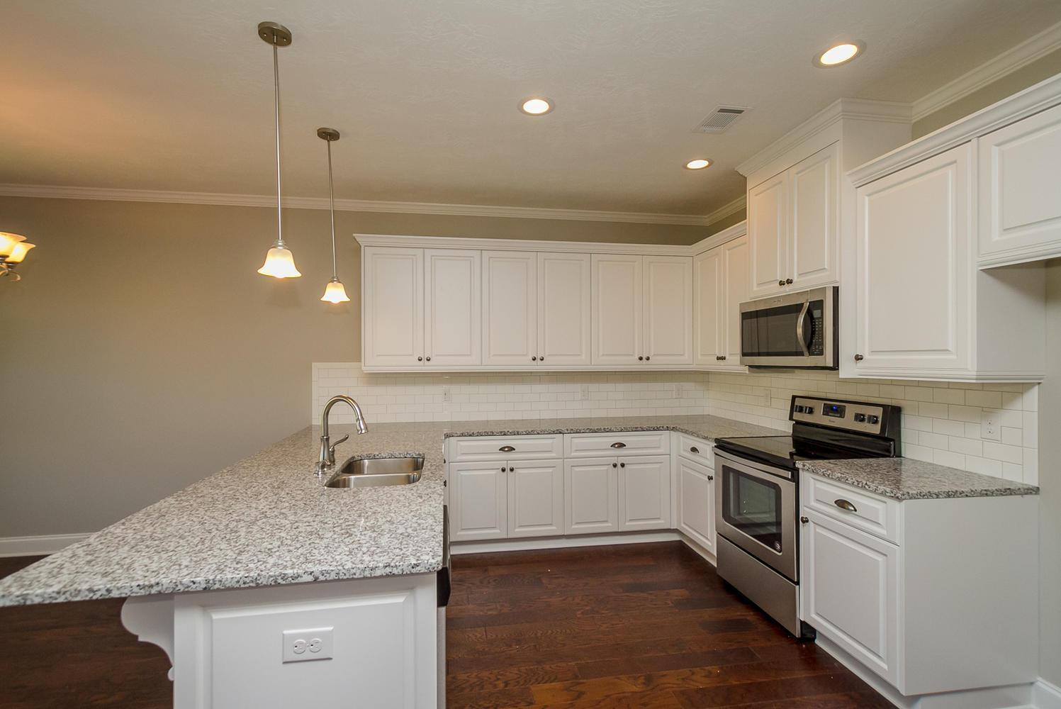 Kitchen featured in the 1807 Plan By Ivey Residential in Augusta, GA
