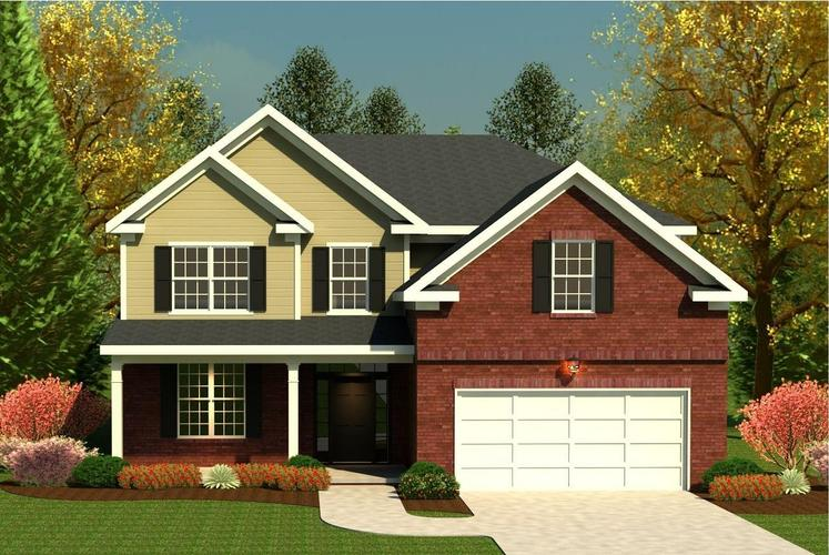 featured in the Dublin II By Ivey Residential in Augusta, GA