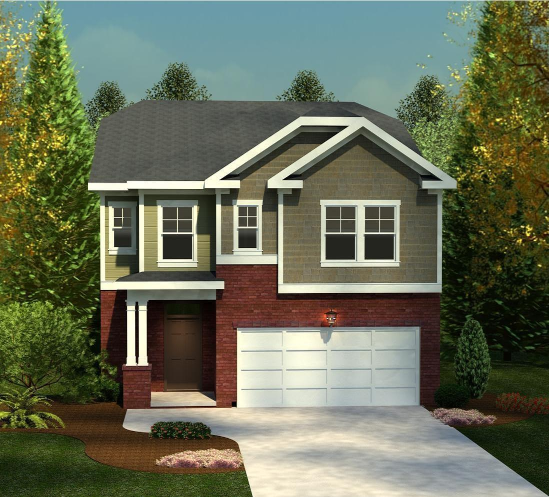 Exterior featured in the 2078 Plan By Ivey Residential in Augusta, GA