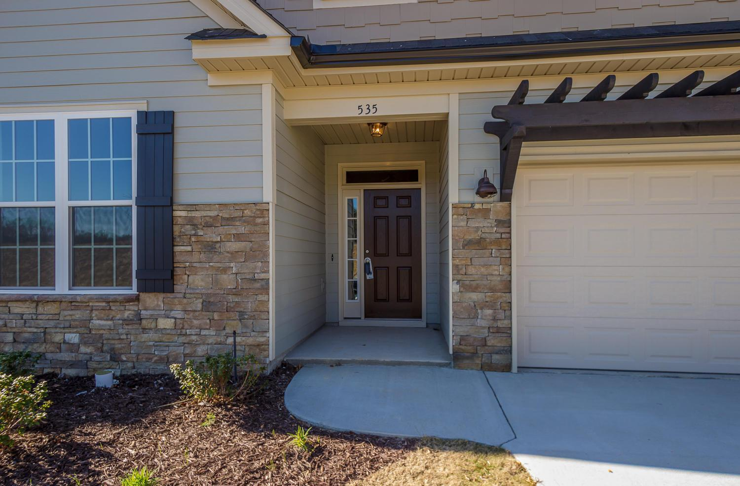 Exterior featured in the Galloway By Ivey Residential in Augusta, GA