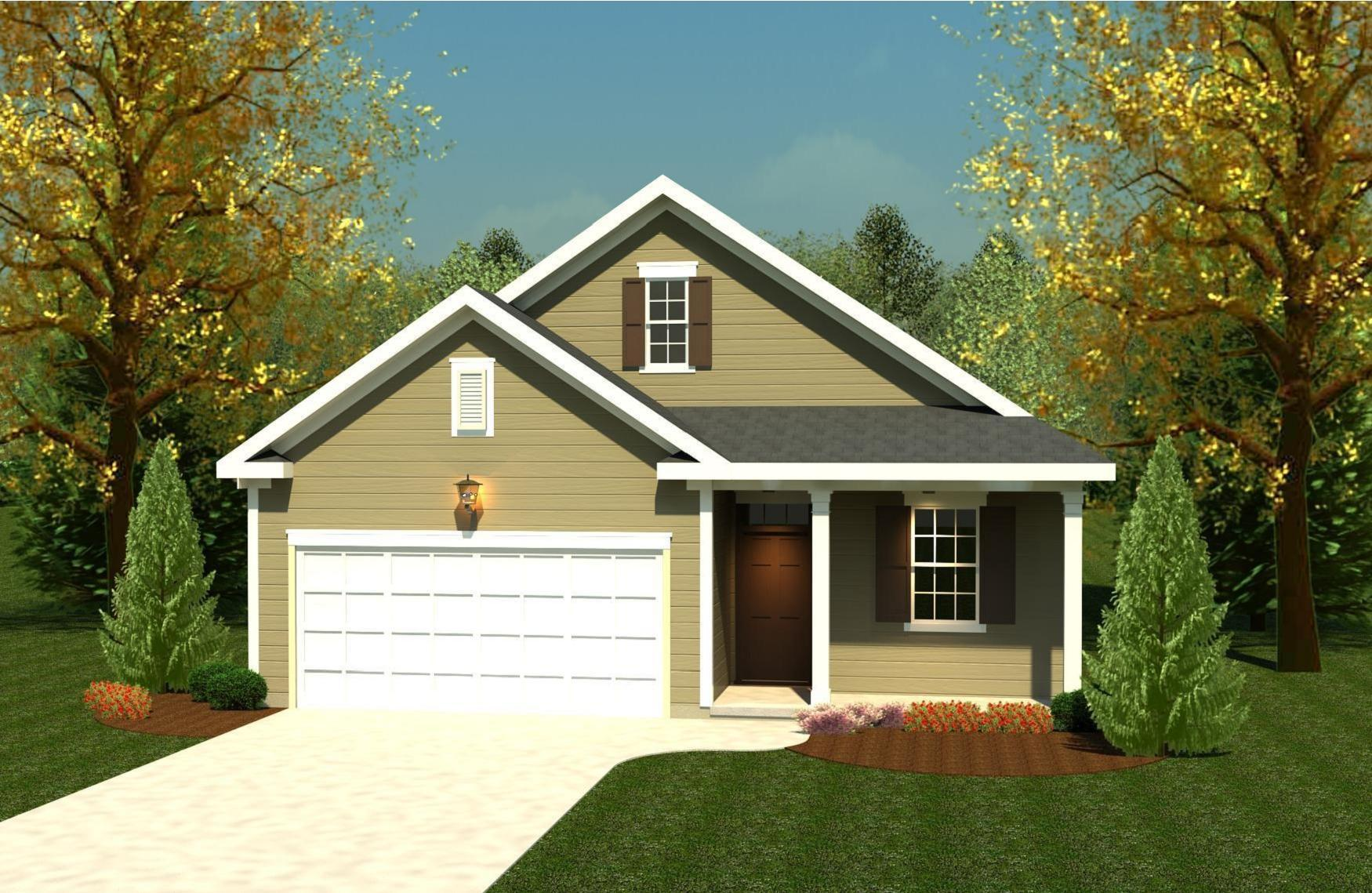 Exterior featured in the 1714 Plan By Ivey Residential in Augusta, GA