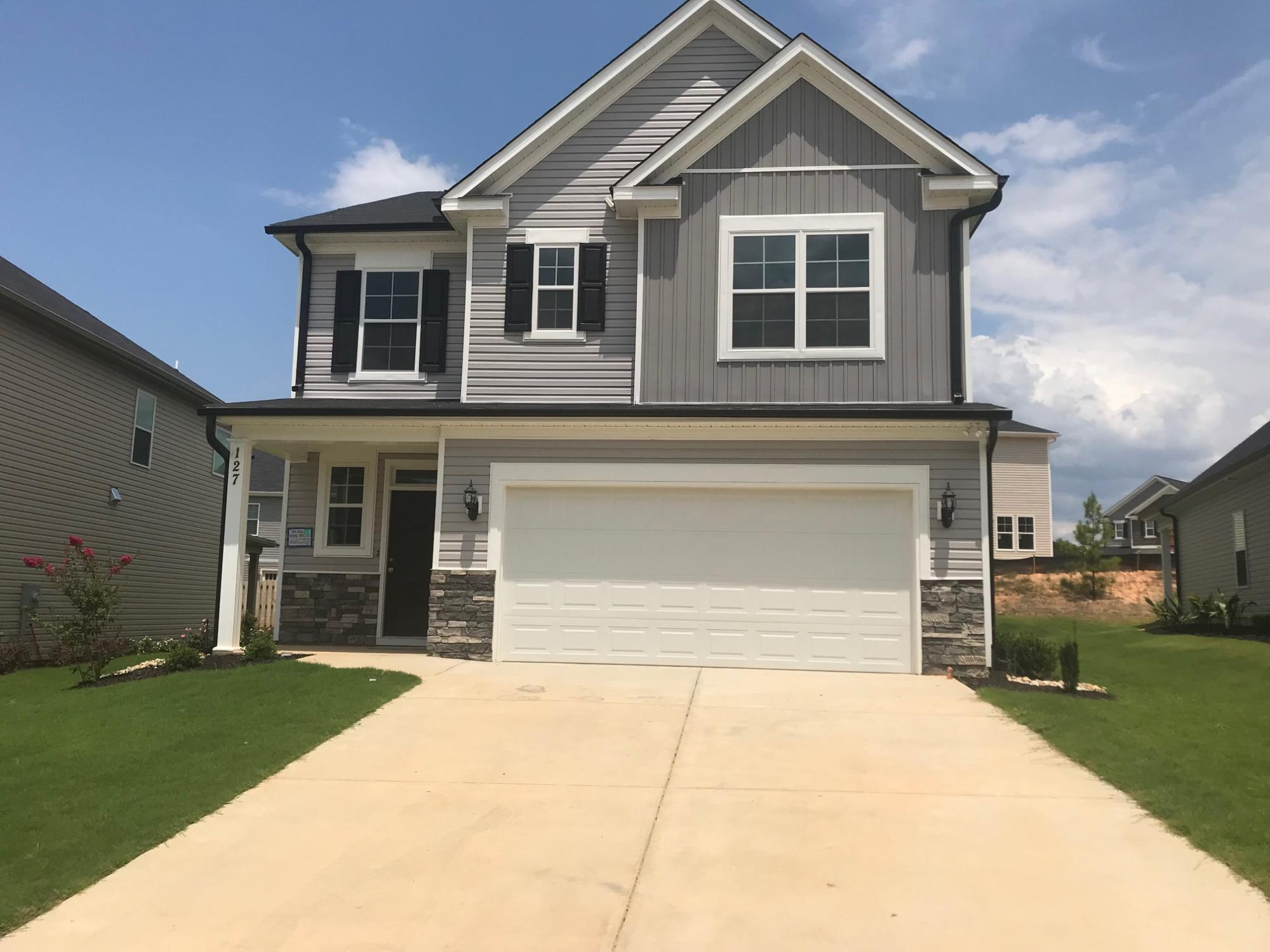 New Construction Homes & Plans in Grovetown, GA | 637 Homes