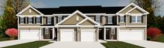Emerson 3 Bedroom Townhome