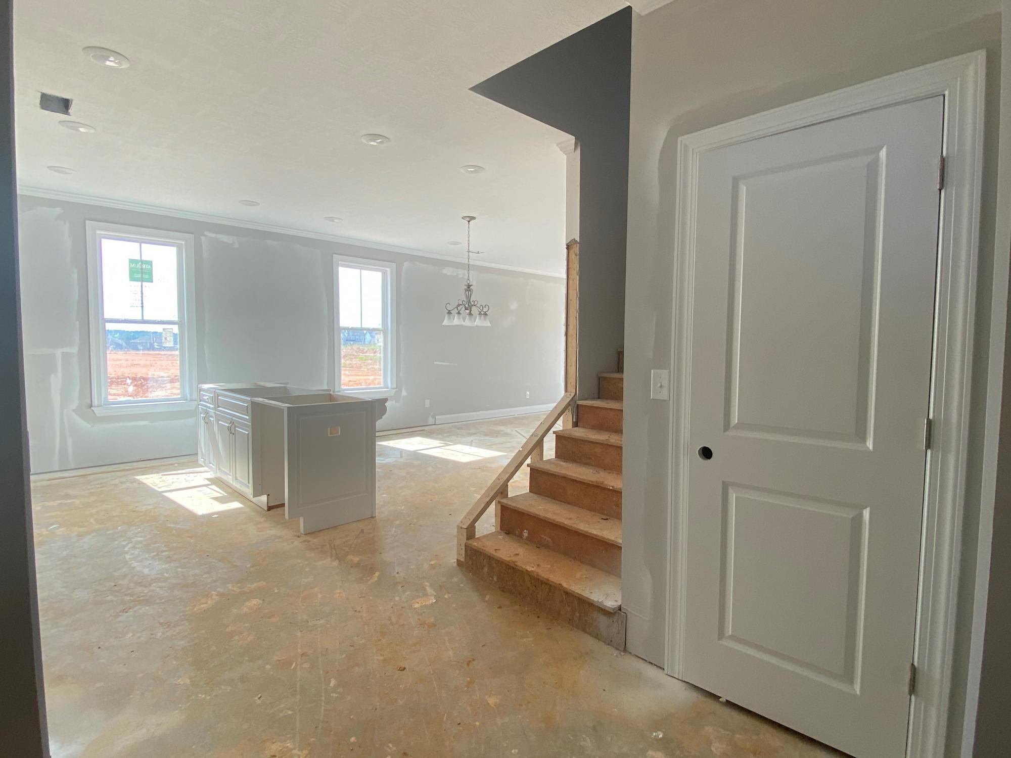 Living Area featured in the Emerson 4 Bedroom Townhome By Ivey Residential in Augusta, GA