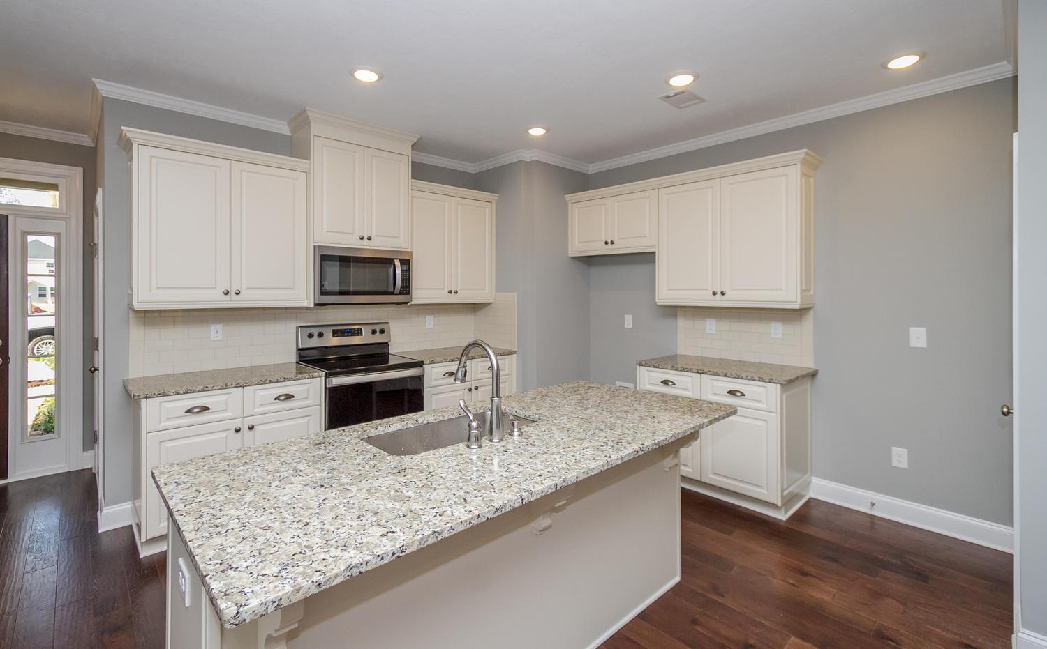 Kitchen featured in the Emerson 2 Bedroom Townhome By Ivey Residential in Augusta, GA