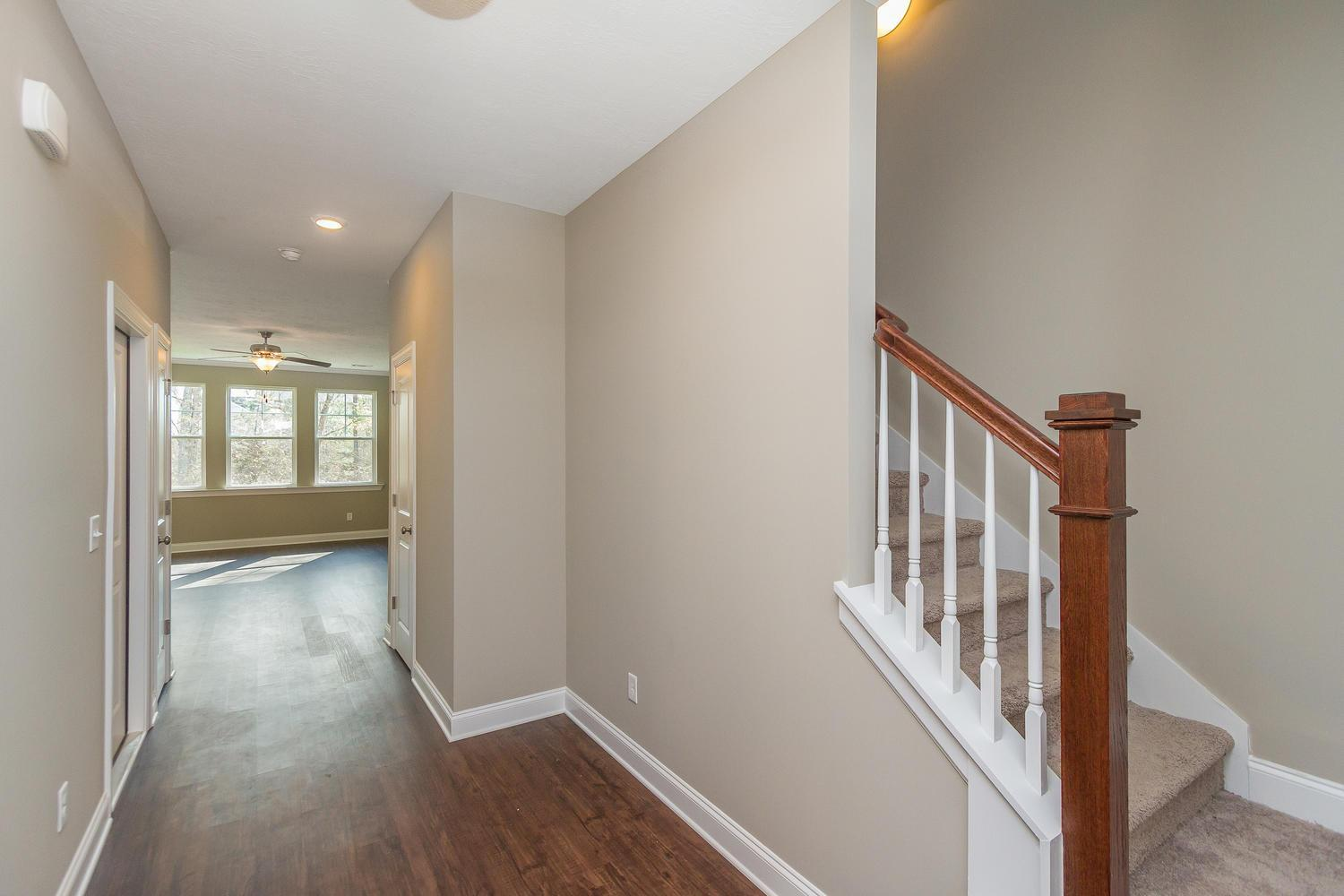 Living Area featured in the 2078 Plan By Ivey Residential in Augusta, GA