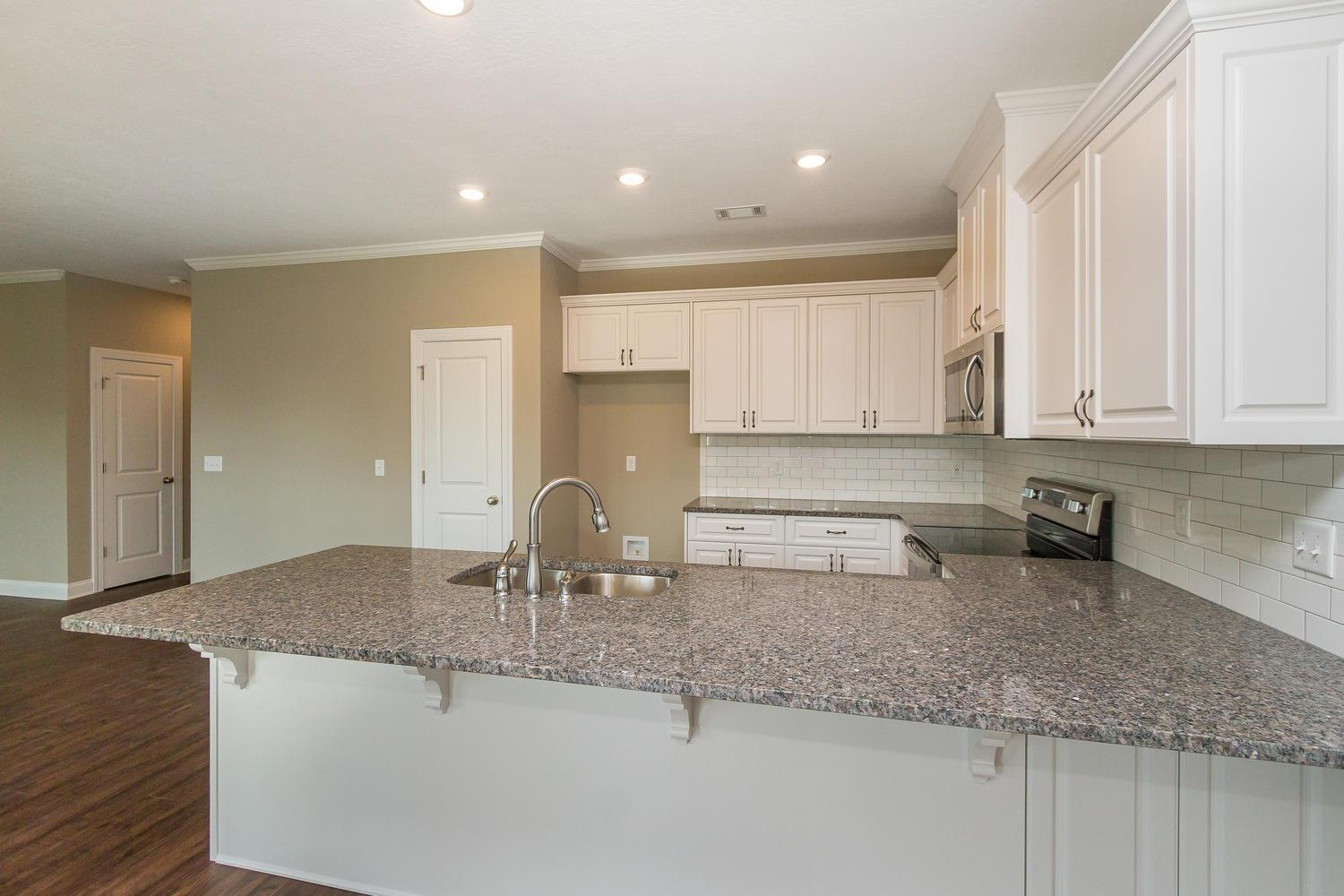 Kitchen featured in the 2078 Plan By Ivey Residential in Augusta, GA