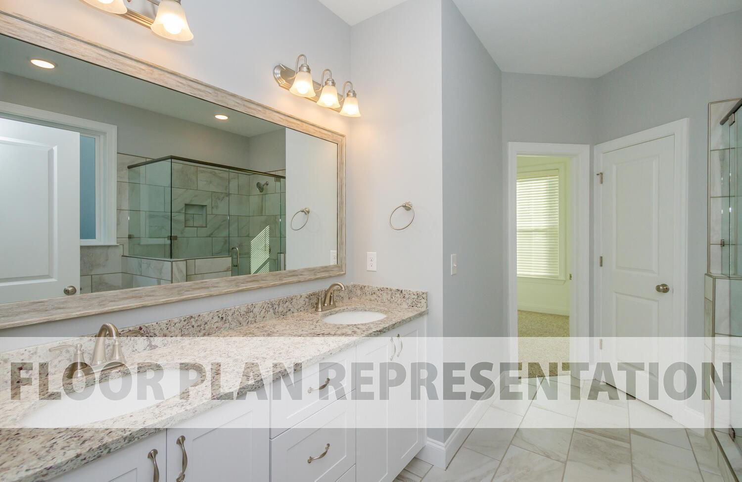 Bathroom featured in the Belmont Springs III By Ivey Residential in Augusta, GA